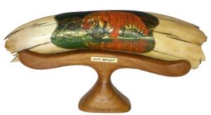 """Tiger Scrimshaw - """"Wild and Wet"""""""