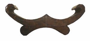 Roughly Cut Wood for Tuna Scrimshaw Base