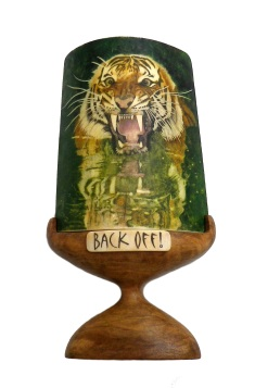 "Tiger Scrimshaw - ""Back Off"""